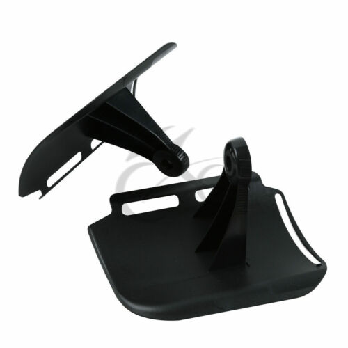 Glossy Black Lower Vented Leg Fairing Fit For Harley Touring Electra Glide 83-13