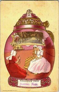 1908-HARDING-MASS-SOUVENIR-GREETING-POSTCARD-KK1
