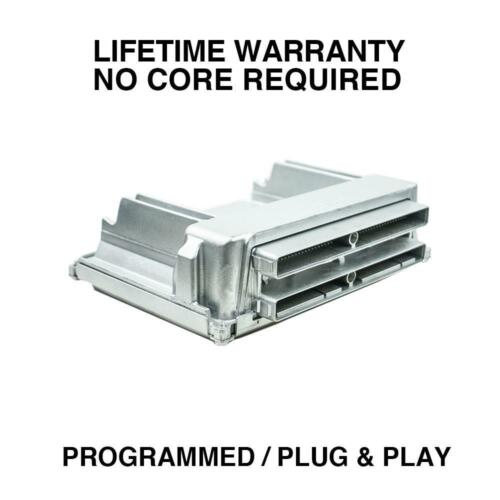 Engine Computer Programmed Plug/&Play 2004 GMC Sierra 1500 12583660 5.3L PCM ECM