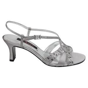 352f4cfc666612 Nina Shoes Golby Women s Dress Sandal heels Open-Toe shoes US 7.5M ...