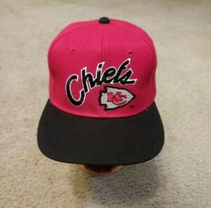 4e964f74 Details about Vintage Sports Specialties Proline Kansas City Chiefs Fitted  Hat (6 7/8) NEW!