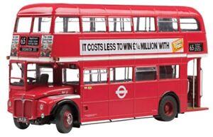 Sunstar 2912 2913 2918 Modèles de Routemaster Bus Double Decker Vert / Rouge 1: 24ème