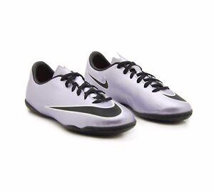 Nike Kids JR MERCURIAL VICTORY V IC INDOOR SOCCER Shoes Urban Lilac ... b26a8bff9