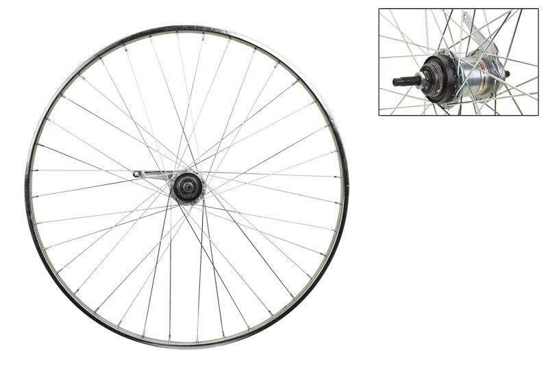 WM Wheel Rear 26x1-3 8 590x19 Stl Cp 36 Shi 3sp Cb 14gucp W shifter and Trim Kit