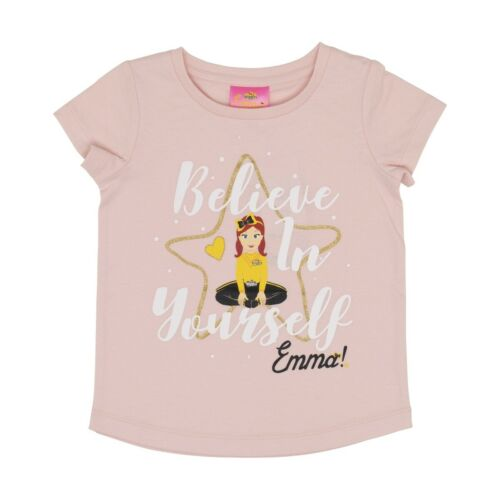 THE WIGGLES EMMA Girls Licensed tee t shirt top New with tags various sizes