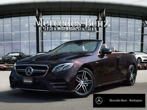 2019 Mercedes-Benz E-Class 4MATIC | IDP | Comfort | Massage Seats | Lighting