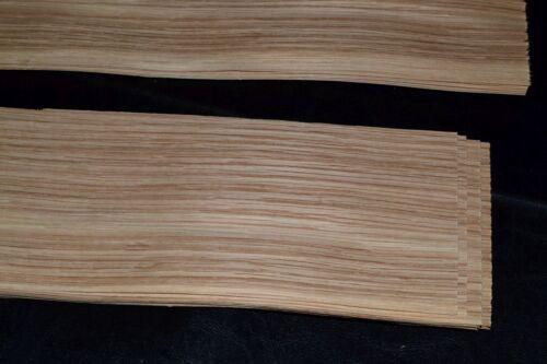 Oak Raw Wood Veneer Sheets  4.25 x 47 inches 1//42nd                      4712-19