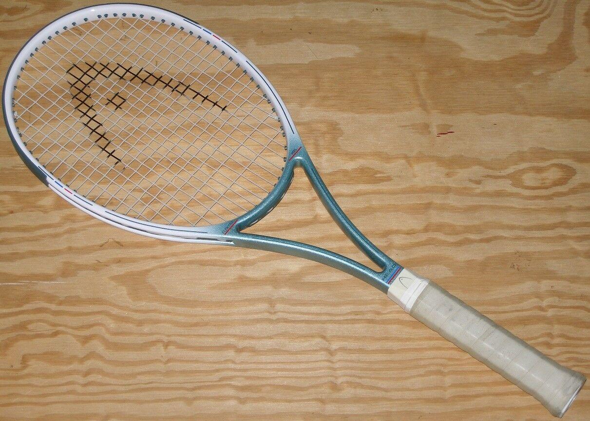 Nuevo jefe Elektra Pro 4 5 8  Hecho En Austria 600 Mediados de tamaño mediano raqueta de tenis, Cubierta  Venta en línea de descuento de fábrica