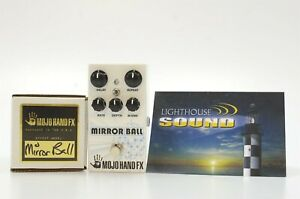 NEW-Mojo-Hand-FX-Mirror-Ball-Delay-Guitar-Effects-Pedal-MirrorBall