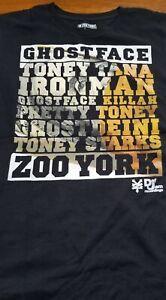 ZOO-YORK-X-GHOSTFACE-KILLAH-LIMITED-EDITION-XXL-TSHIRT-TEE-wu-wear-BIG-DOE-REHAB