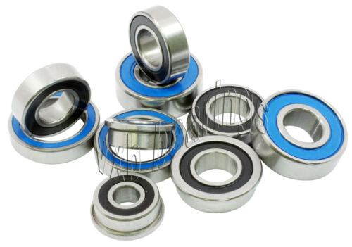 Tamiya M-03 Chassis//ff-02 Bearing set Quality RC Ball Bearings Rolling