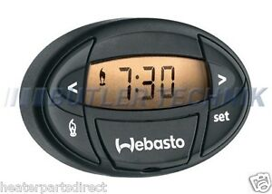 webasto timer 1533 for thermo top water heater 1301122c 1322580a ebay. Black Bedroom Furniture Sets. Home Design Ideas