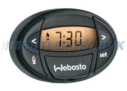 Webasto timer 1533 for Thermo Top water heater1301122C1322580A