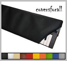 Cover f. alle Keyboard + Synthesizer in 10 Farben Kunstleder z.B. Moog - Korg