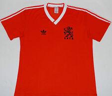 1985-1987 HOLLAND ADIDAS HOME FOOTBALL SHIRT (SIZE M/L)