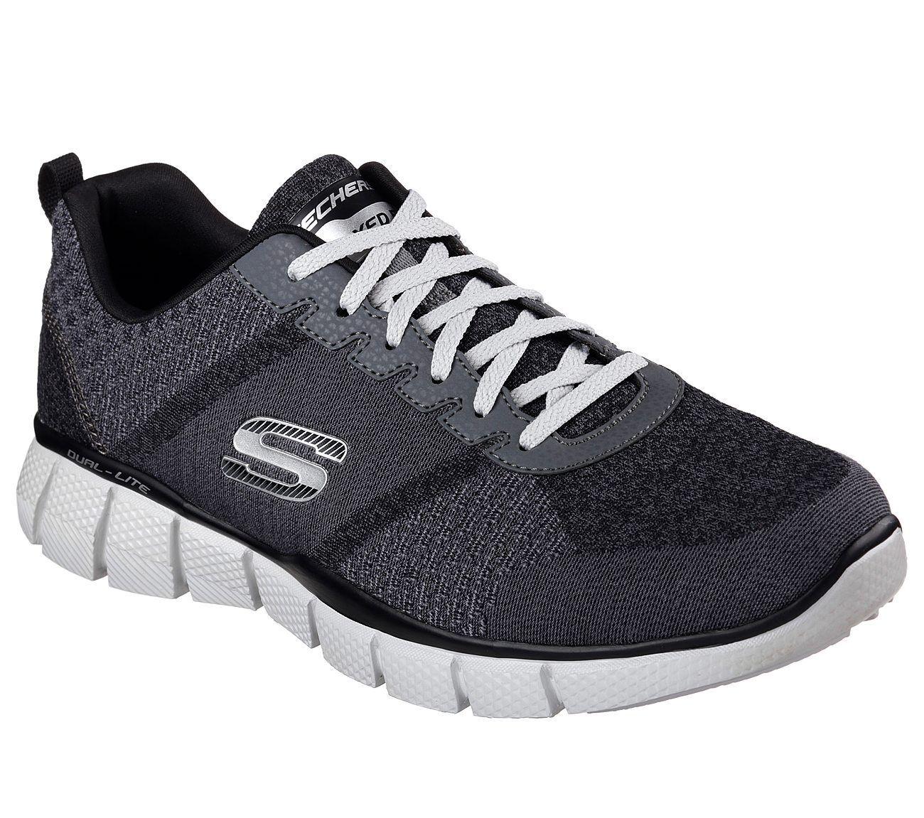 Men's Skechers EQUALIZER 2.0 - TRUE BALANCE 51530 CCBK Cheap women's shoes women's shoes