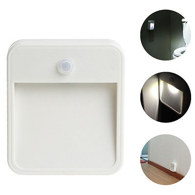 10 Lumens LED Wireless Night Light Motion Sensor With Light Sensor Lamp Bulb New