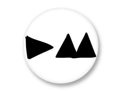 Magnet Aimant Frigo Ø38mm Depeche Mode New Wave UK Gore Gahan