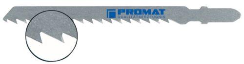 Promat Stichsägeblatt L.75mm WS Zahnt.4mm f.alle Hölzer  25St.//VE