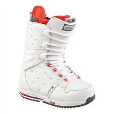 Burton Women Sapphire Snowboard Boots (7) White / Rust