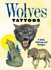 Wolves-Tattoos-Paperback-by-Sovak-Jan-Brand-New-Free-shipping-in-the-US