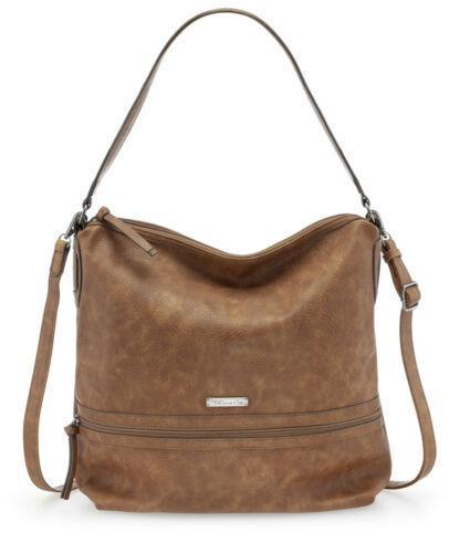 Sale TAMARIS Damen Handtasche PATTY Hobo Bag L Henkeltasche 33x36x12 cm NEU Sale