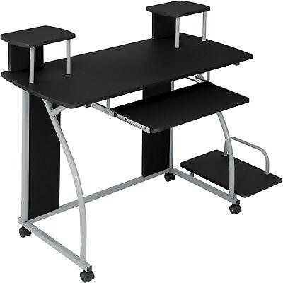 Mesa de ordenador de escritorio juvenil estudiante PC trabajo muebles NUEVO