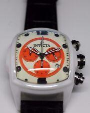 Invicta 10283 Grand Lupah Swiss Chronograph Ceramic Full Lume 47mm Mens Watch