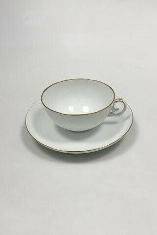 Porcelæn, Royal Copenhagen Hvidt Porcelæn med