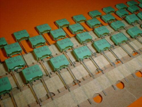 20x 1,5nF 100V Kondensator MKT1817 Vishay Roederstein