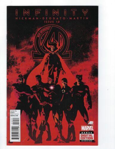 New Avengers # 10 1st Print NM Marvel 1st Appearance of Thane Thanos Son
