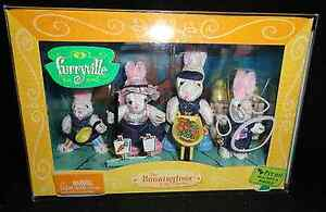 Furryville The Bunningtons in the Garden by Mattel New in Box - Point Pleasant Beach, New Jersey, United States - Furryville The Bunningtons in the Garden by Mattel New in Box - Point Pleasant Beach, New Jersey, United States