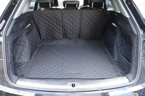 Audi Q5 2017 to Present Fully Tailored Quilted Waterproof Boot Liner