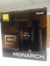 Nikon 7578 MONARCH 5 12x42 Binocular-New