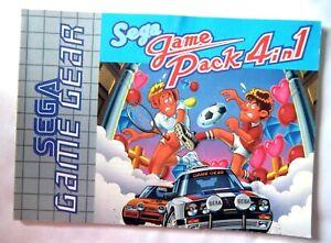 61154-Instruction-Booklet-SEGA-Game-Pack-4-In-1-Sega-Game-Gear-1992-672-10
