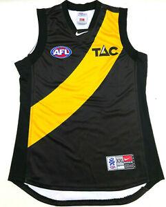 RICHMOND-TIGERS-AFL-2001-2002-JUMPER-Home-Nike-Size-XXL
