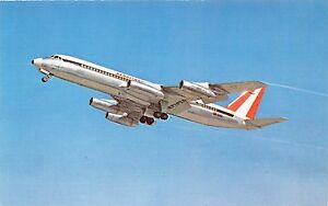 APSA AEROLINEAS PERUANAS S A AIRLINES~CONVAIR 990A FAN JET POSTCARD