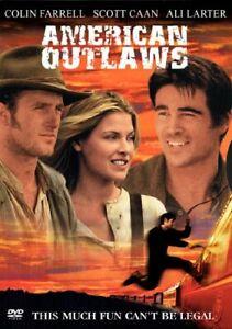 Brand-New-WS-DVD-American-Outlaws-Colin-Farrell-Scott-Caan-Ali-Larter-Gregory-Sm