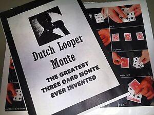 Three-Card-Trick-Dutch-Looper-3-Card-Monte-Ken-Brooke