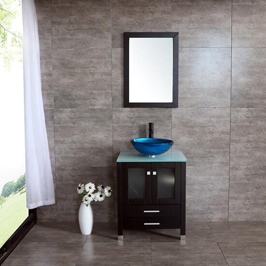 Bathroom Vanity Cabinet Solid Wood