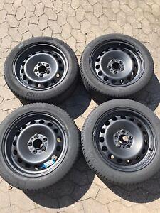 Stahlradsatz-Sommer-17-Zoll-BMW-X1-E84-6783330-gebraucht-2-2-5721