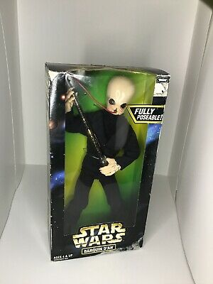 """Barquin D/'An 12/"""" Figure Cantina-Kenner-Star Wars 1//6 Scale"""