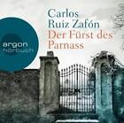 Der Fürst des Parnass von Carlos Ruiz Zafón (2014)