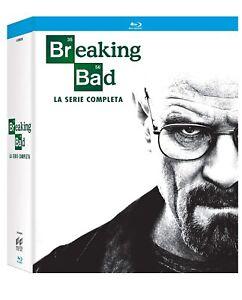 Breaking Bad - La Serie Completa - Icon Edition - Cofanetto 16 Blu Ray - Nuovo