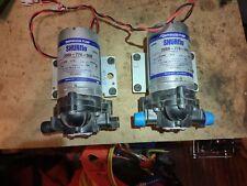 2 Shurflo Diaphragm Pump 24vdc