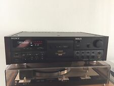 Sony TC-K 909 lo High End tape Deck Dolby s cassettenrecorder Esprit series (441)