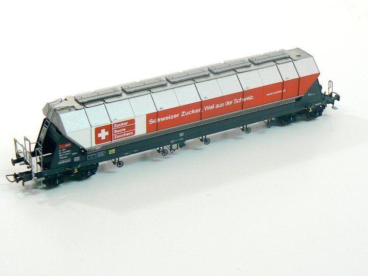 NME H0 510615 DC, DC, DC, Getreidewagen Tagnpps, SBB Cargo, neu    Großartig  20f5ea