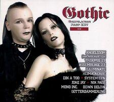 GOTHIC COMPILATION 25 - CD - Trisomie 21, Heimataerde, Mono Inc., Assemblage 23