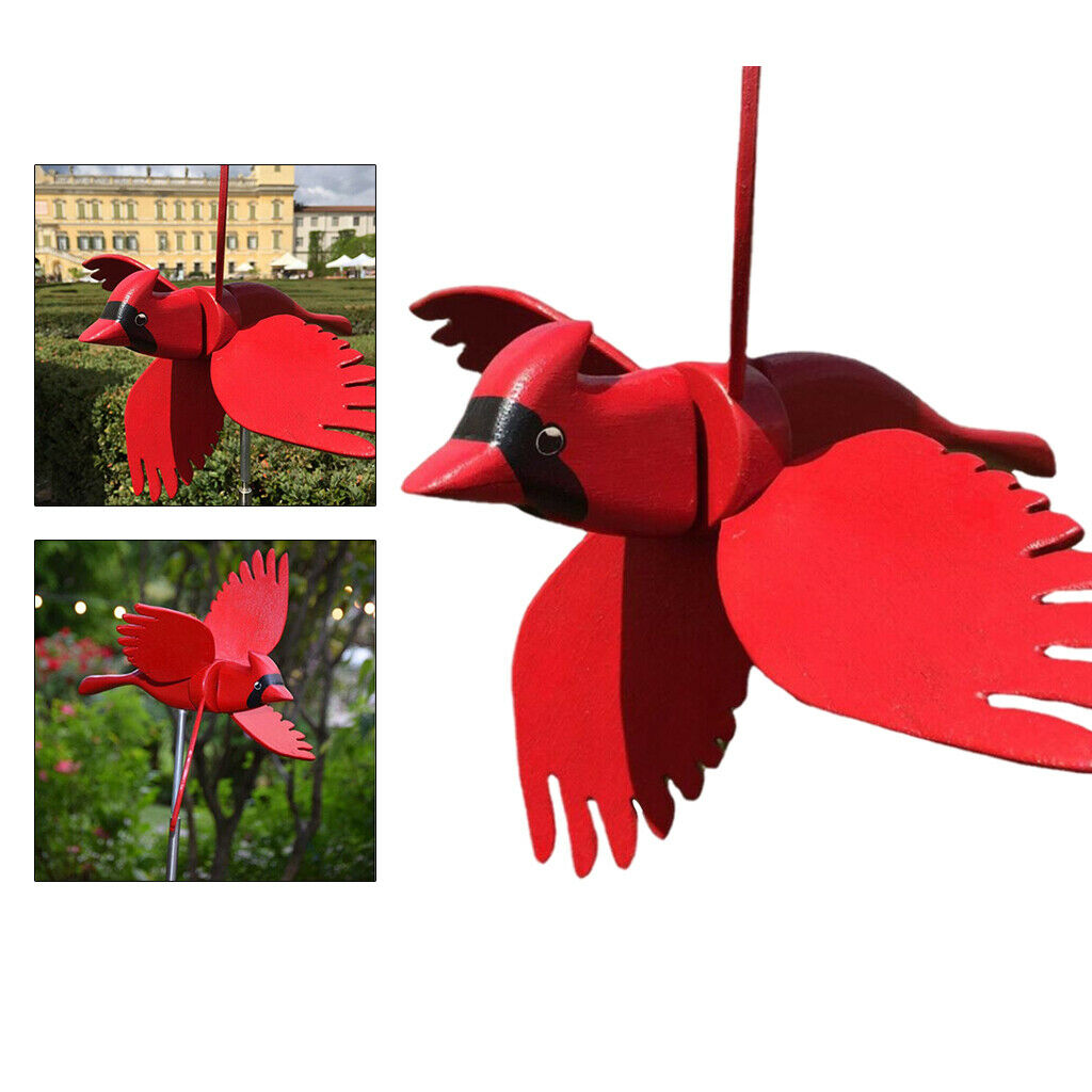 Resin Windmill Wind Spinner Toys Yard Lawn Garden Stakes Outdoor Decor Gifts