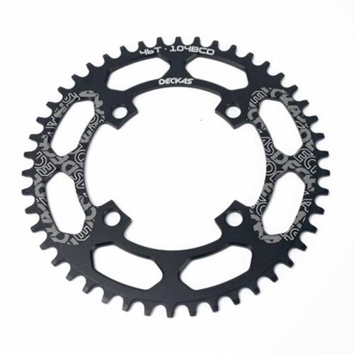 Mountain Bike MTB Grande Catena Anello 42-44-46-48-50-52T 104BCD Guarnitura